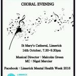 Choral Evening poster