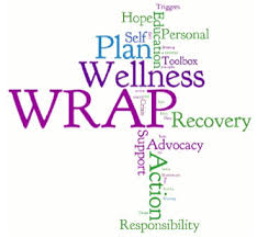 Outlining the key recovery concepts associated with the WRAP course