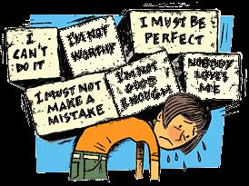 Need to improve self esteem