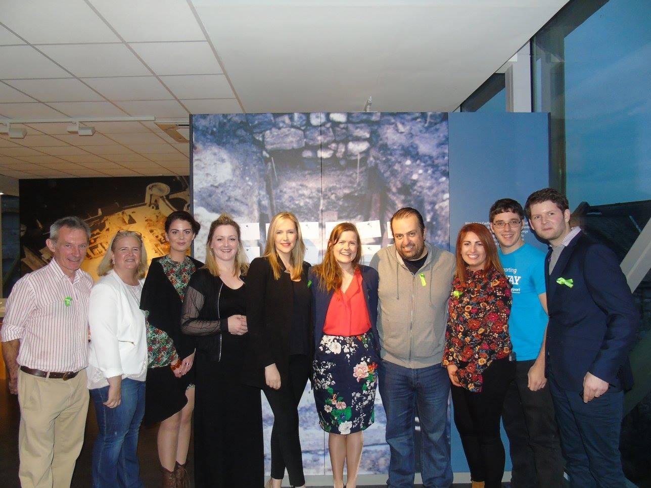 Part of Limerick Mental Health week committee