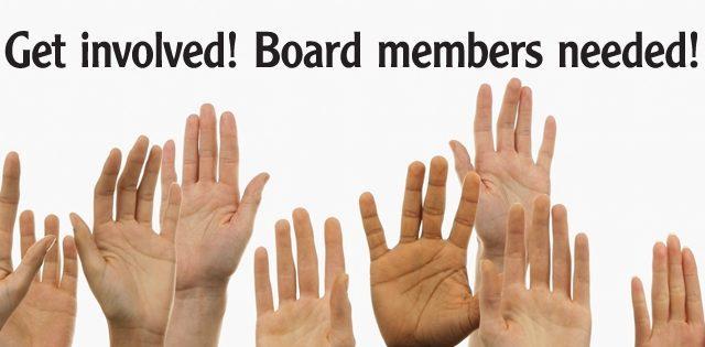board member wanted