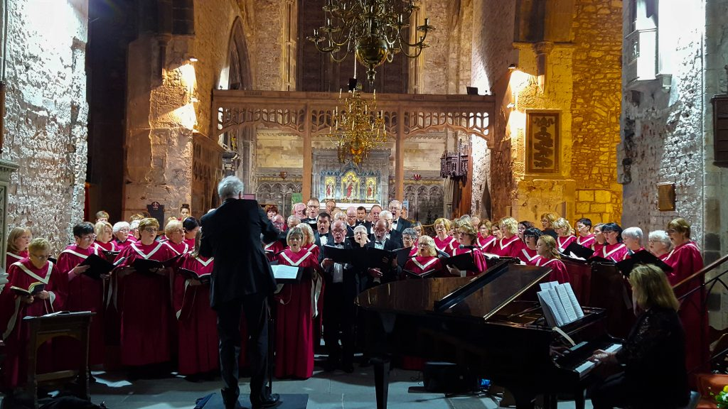 Choirs at St Mary's Cathedral