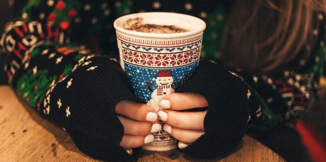 Warm Christmas Cup