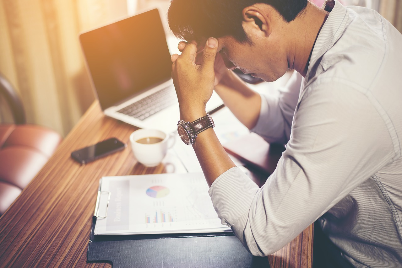 People often experience stress due to upcoming deadlines and challenging workloads.