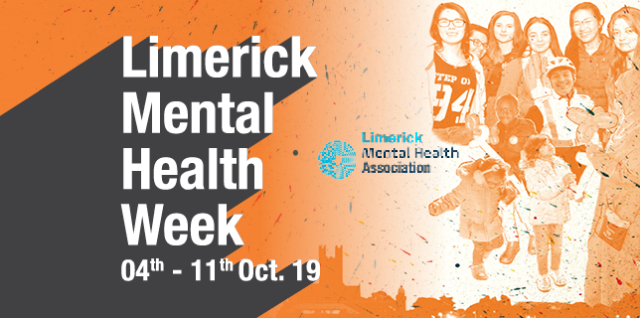 Limerick mental health week logo