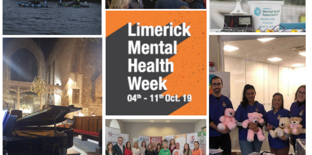 Limerick Mental Health Week collage