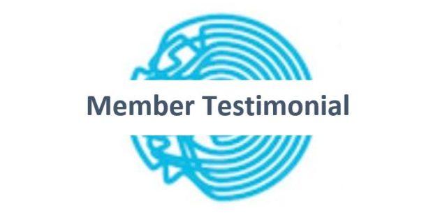 Le Chéile member testimonial