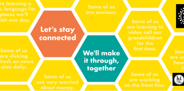 In This Together - Government Mental Health and Wellbeing Initiative