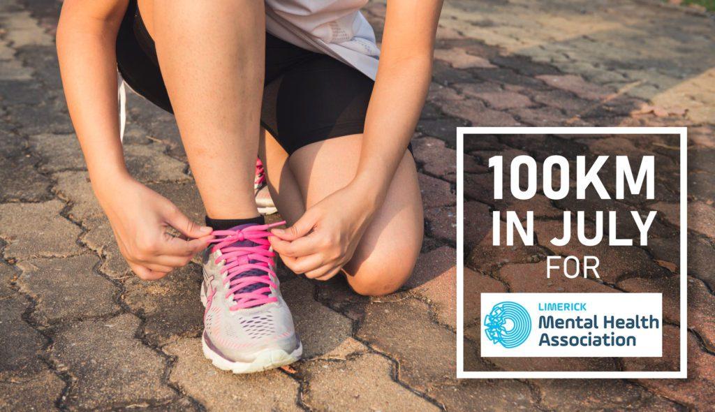 100km in July for Limerick Mental Health Association