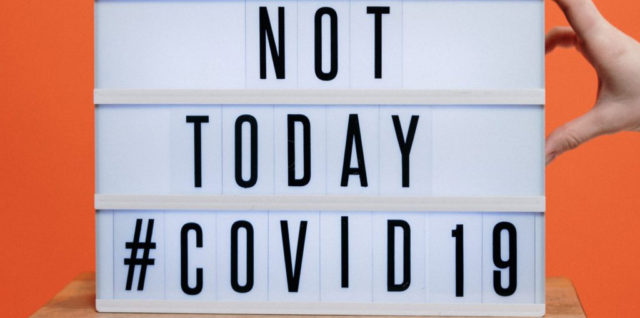 It's OK Not To Be OK During Covid-19