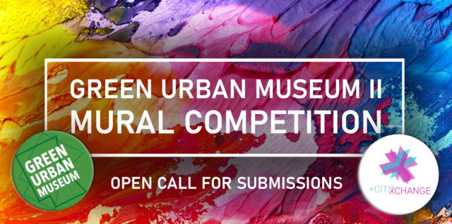 Open Call for Submissions for Green Urban Museum II Mural Competition