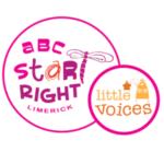 ABC Start Right Little Voices Logo