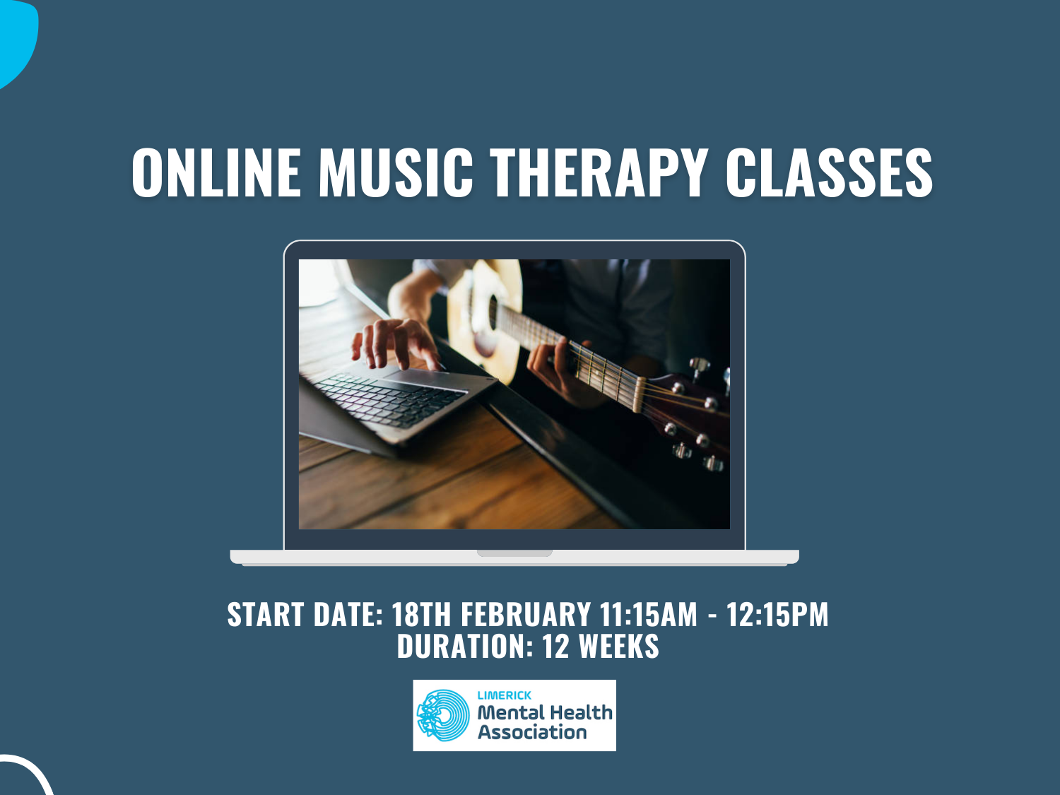 Online Music Therapy Classes