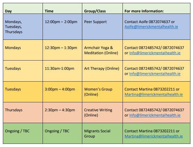 LMHA Timetable Feb 2021