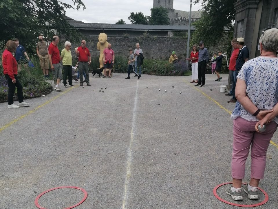 Traditional French Boules Tournament