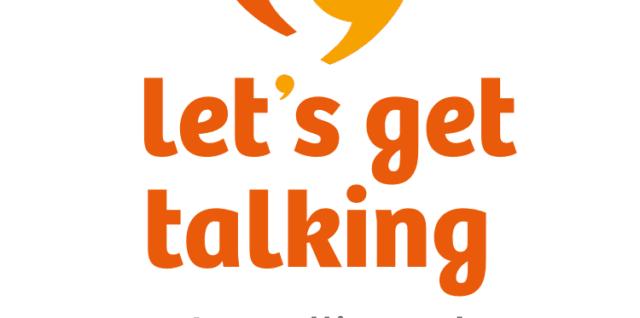Volunteering with Let's Get Talking