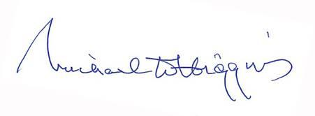 President Michael D. Higgins Signature